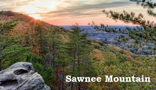 Sawnee Mountains