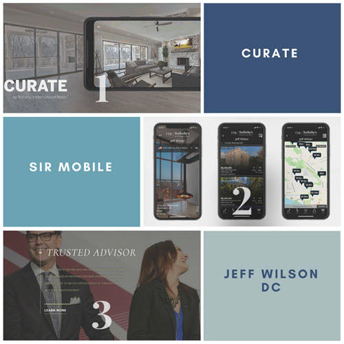 Click to view: Curate | SIR Mobile | Jeff Wilson DC Website